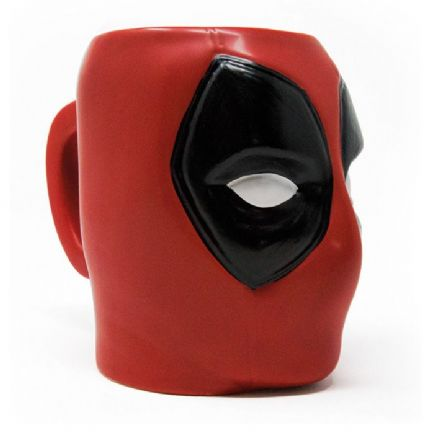 Marvel Deadpool 3D Mug
